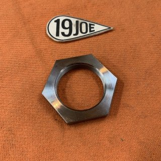 4速スプロケットナット UNF  69-70年650