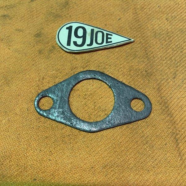 マニホールドガスケット ヘッド側 68-74年500