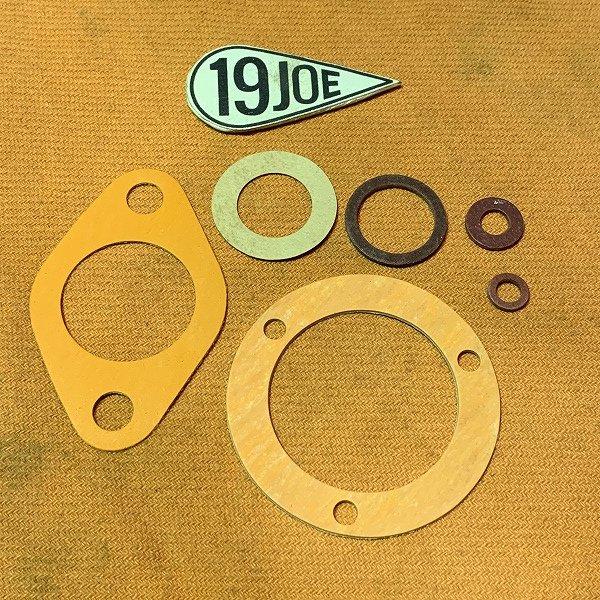 キャブレターシールセット 376モノブロック