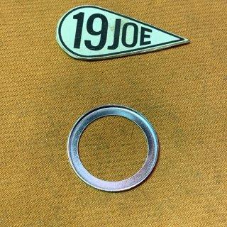 ロアープッシュロッドシールカップ 66-74年500/650ツイン/トリプル