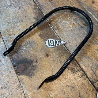 リアマッドガードサポートレール 68-69年 グラブレール