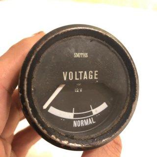 VINTAGE Smiths VoltageGauge