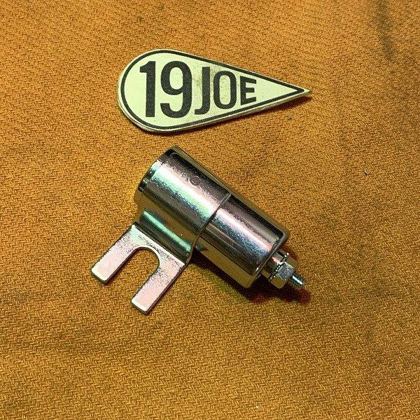 コンデンサー TRI/BSA 68-70年シングル  73-75年T140