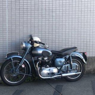 1955 6T ThunderBird