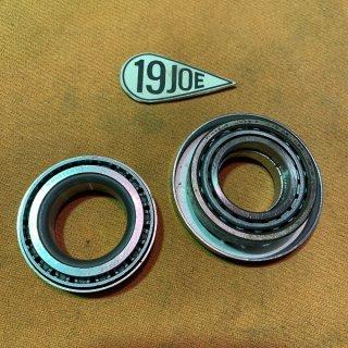 テーパーネックベアリングキット 57-66年350/500