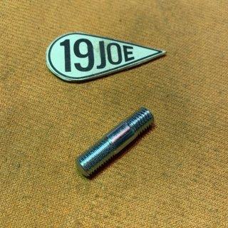 インレットマニホールドスタッド キャブ側  68年以前Unit350/500シングルキャブ