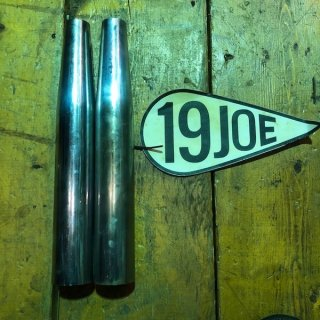 VINTAGE Fork Cover for UNIT650