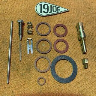 AMAL 276プリモノブロック リペアキット 付属ジェット190/108