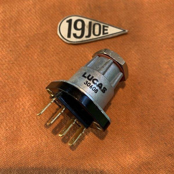 Lucasイグニッションスイッチボディ 30608