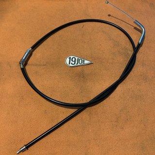 スロットルケーブル モノブロック用 L字 98cm