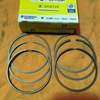 GOETZE ピストンリングセット 750ツイン STD