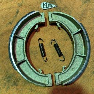 FERODOブレーキシューセット 66-67年フロント8'フルワイズドラム