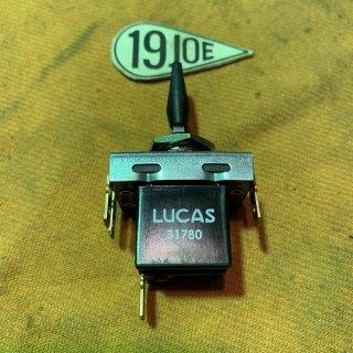 LUCAS製 トグルスイッチ 2ポジション