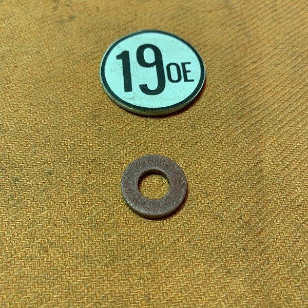 3/8ファイバーワッシャ— 1.7mm厚