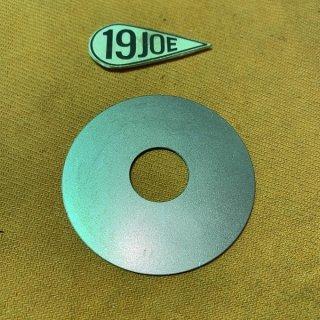 インナープライマリーオイルリテーナープレート 52-56年