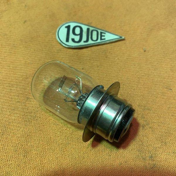 BPFヘッドライトバルブ 6V 30/24W