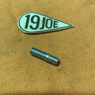 ギアチェンジガイドプレートスタッド 68年以前650/別体500