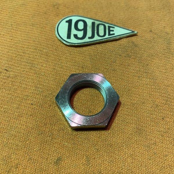 タイミングピニオンギアナット ALL別体ツイン/~68年350/500