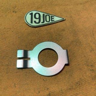 クラッチセンターナットロックタブ 36-52年ツイン/シングル  60-62年A10