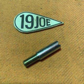 オイルタンクマウント用スクリューペグ 69年以降Unit500/650/トライデント