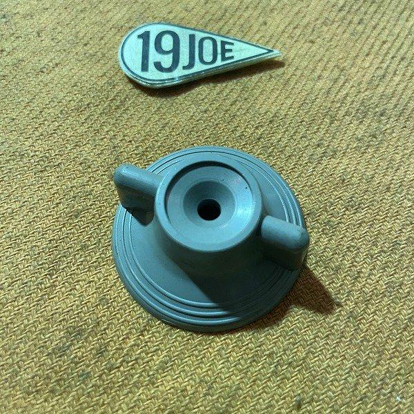 スイッチノブ グレー BSA C15/A50