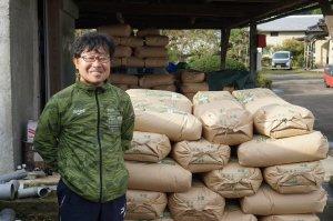令和元年産 森藤さんのコシヒカリ玄米重量30kg