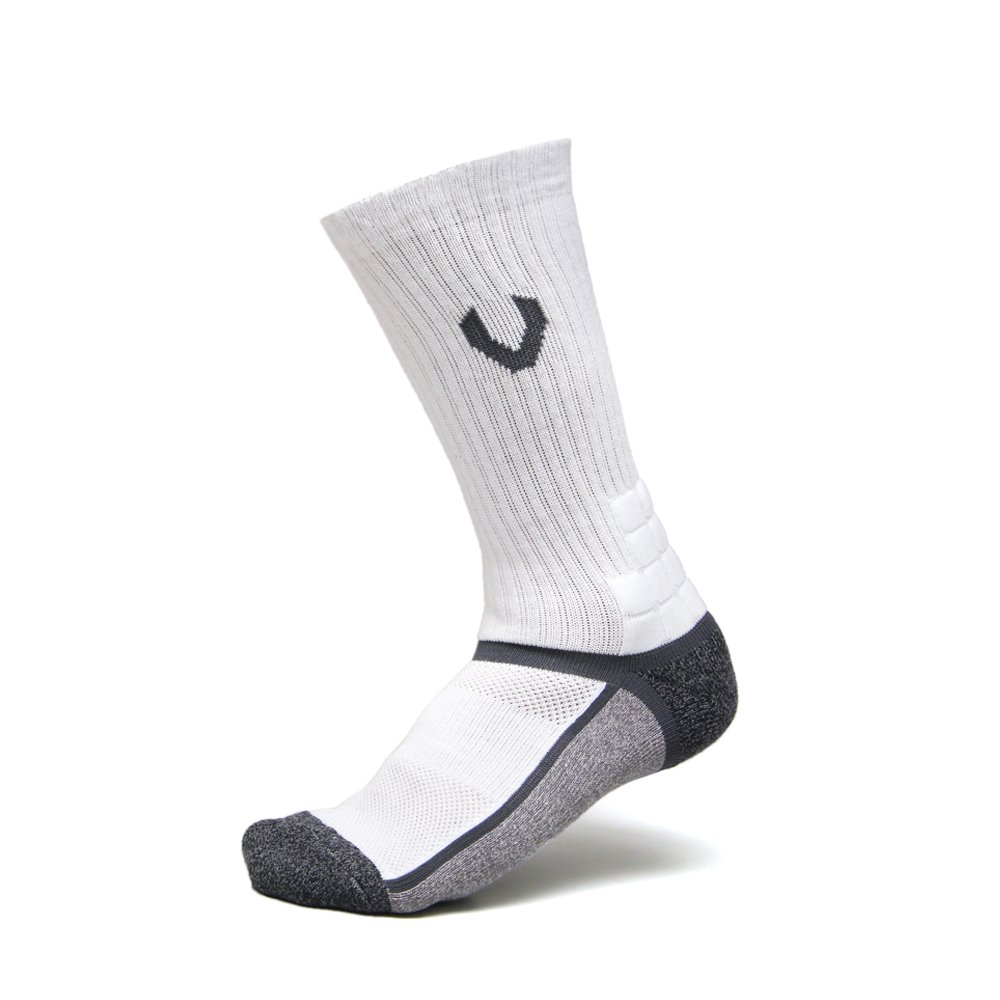 VASALLO ATHLETE SOCKS WHITE