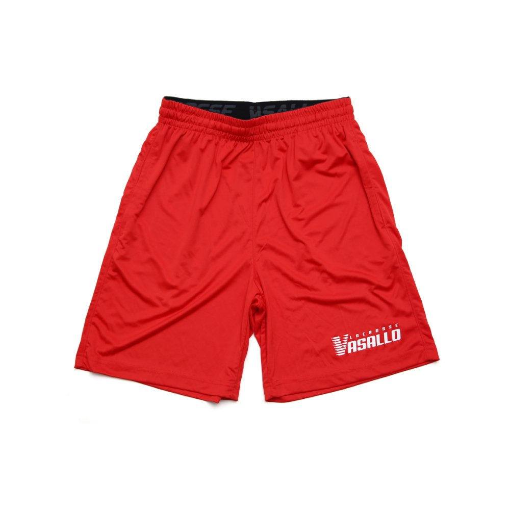 STANDARD TR SHORTS RED