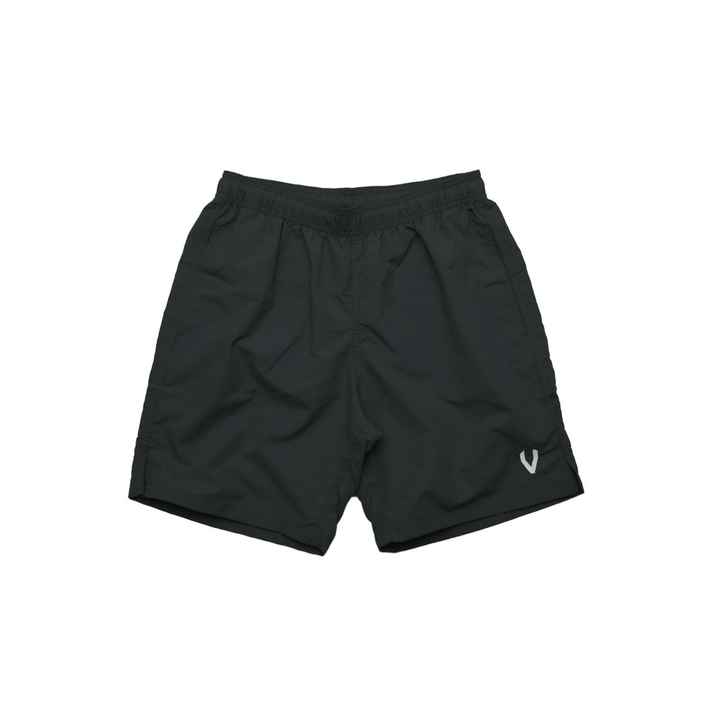 Nylon Fes Shorts(BLACK)