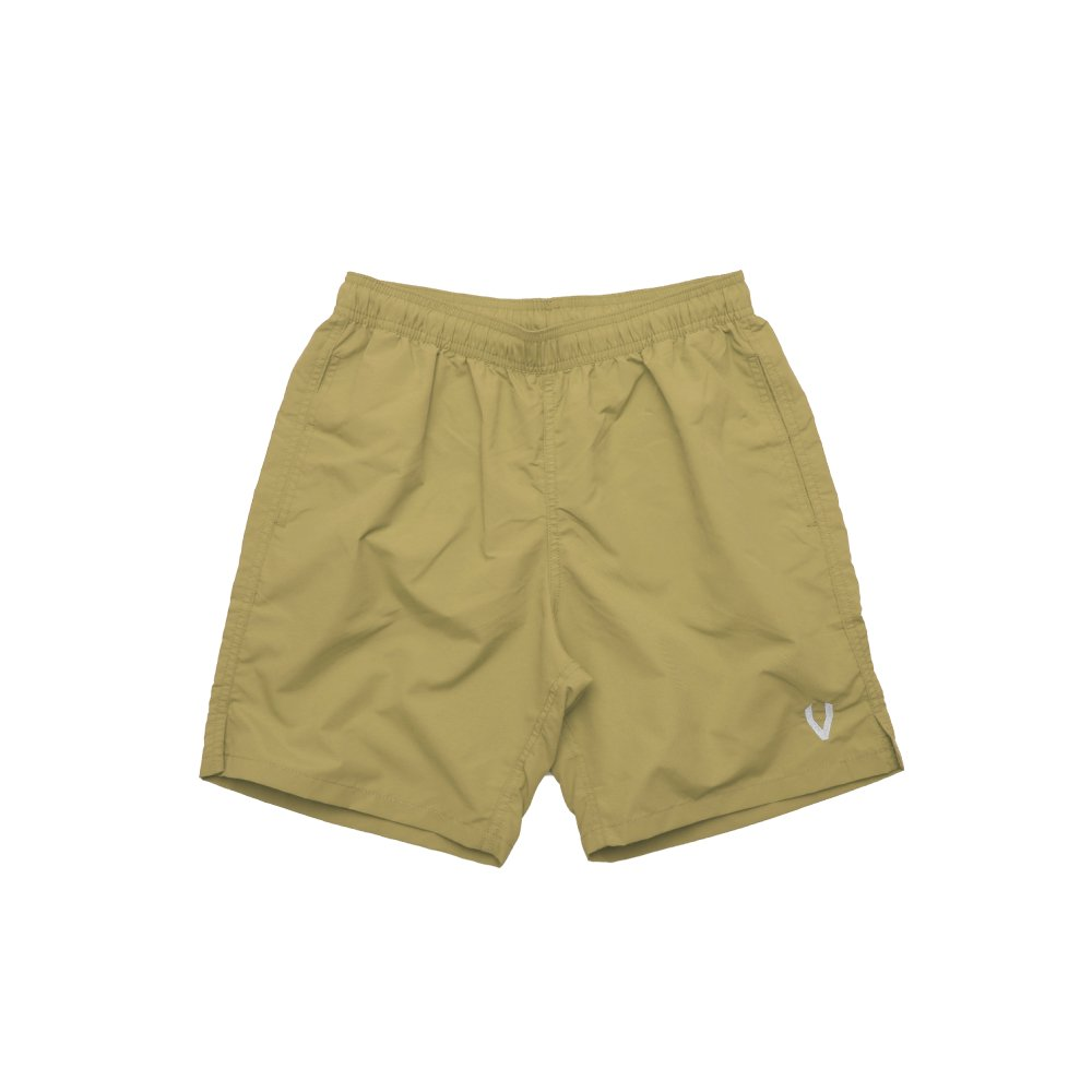 Nylon Fes Shorts(Beige)