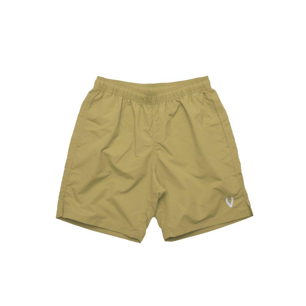 Nylon Fes Shorts(Beige)
