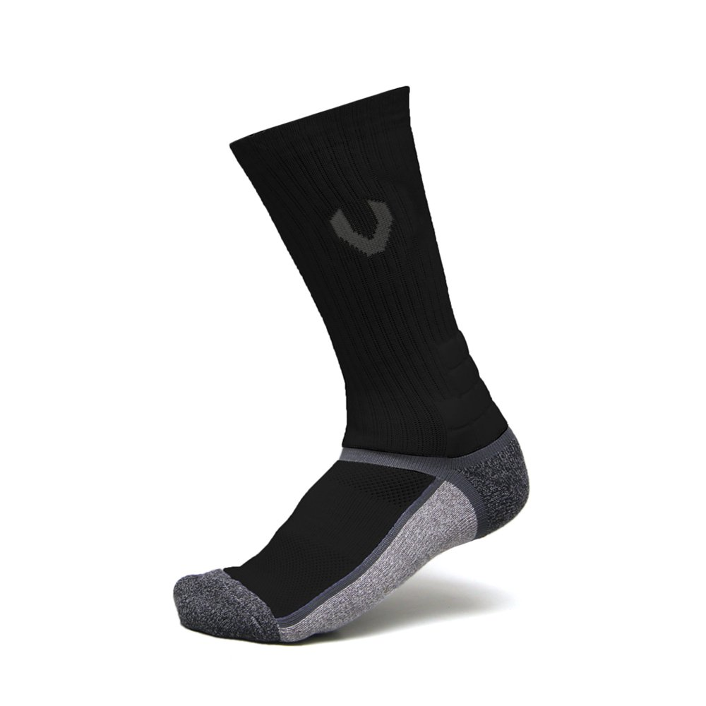 VASALLO ATHLETE SOCKS BLACK
