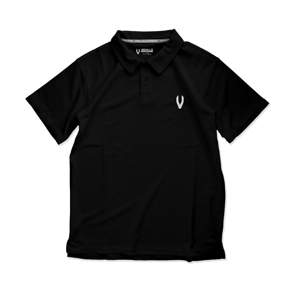 DRY POLO SHIRTS(Black)