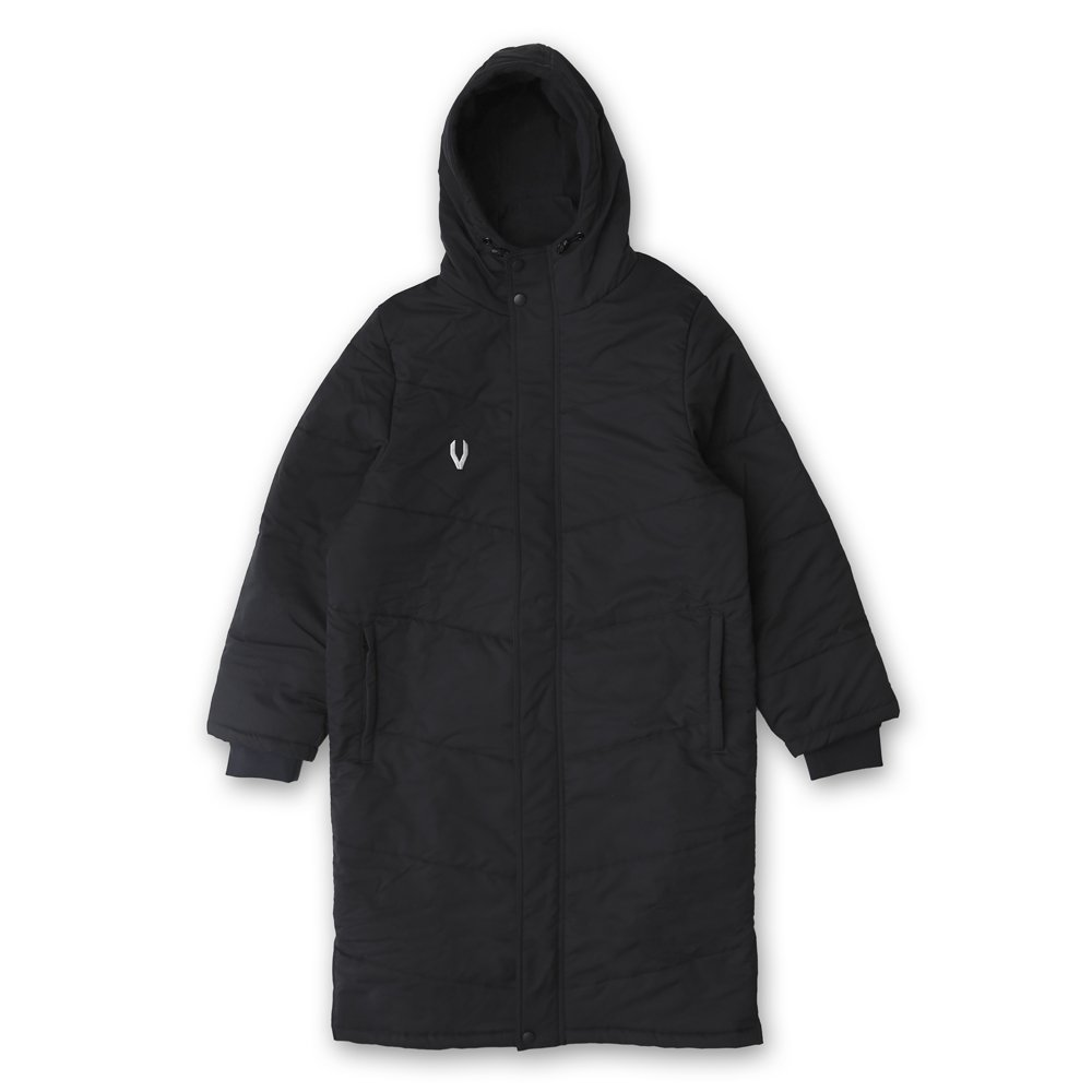 VASALLO LONG COAT(BLACK)