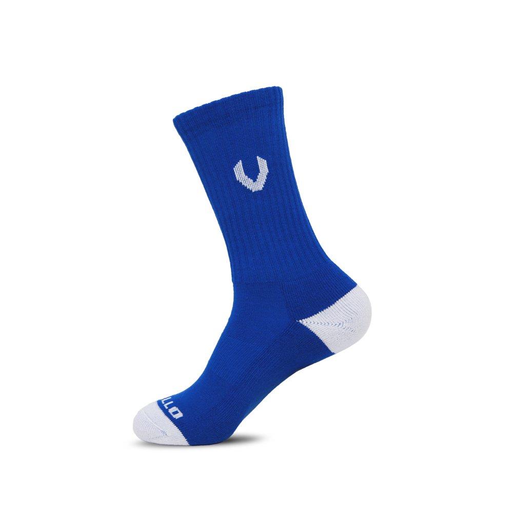 LACROSSE SOCKS BLUE