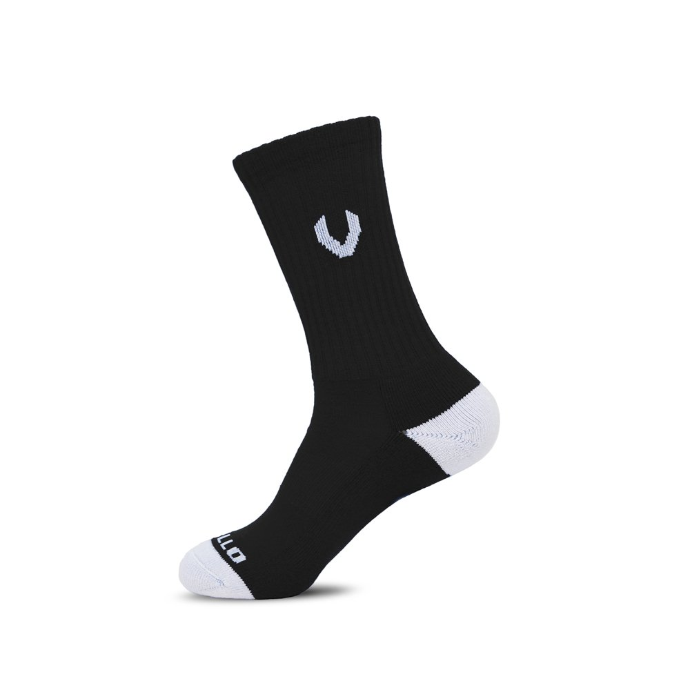 LACROSSE SOX BLACK