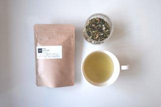 洋なし緑茶