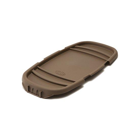 【baquet Lslimサイズ専用フタ】 onbaquet L slim ブラウン