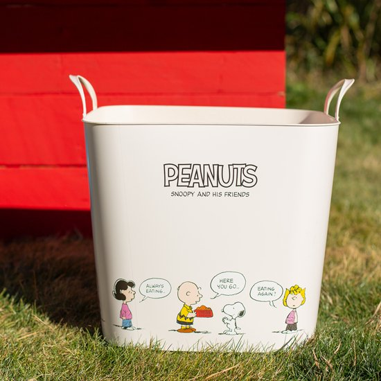 baquet PEANUTS SNOOPY & FRIENDS