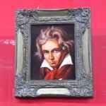 目が追ってくる不思議な絵画 ベートーベン (数量限定)