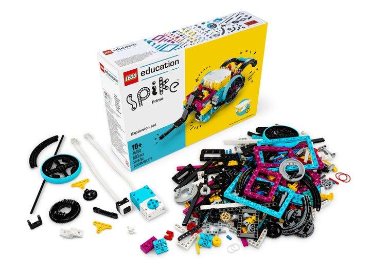 レゴ® エデュケーション SPIKE™ プライム拡張セット