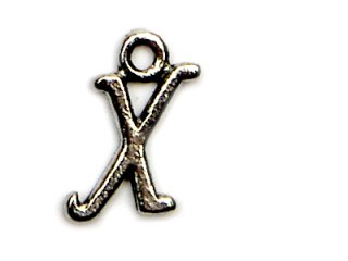 LS-X アルファベットB(シルバー)