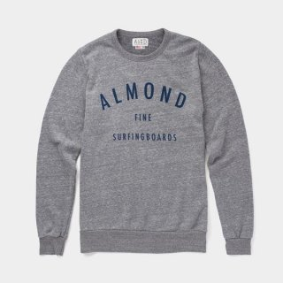ALMOND - Surfing Boards Pullover-