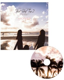 HONEY meets ISLAND CAFE〜Best Surf Trip 2〜