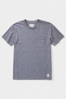 ALMOND-STANSON POCKET TEE-