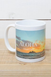 【ALOHA Island Days Collection】マグカップ-Lanikai Sunrise-