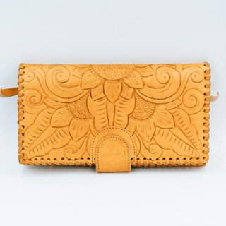<img class='new_mark_img1' src='//img.shop-pro.jp/img/new/icons14.gif' style='border:none;display:inline;margin:0px;padding:0px;width:auto;' />TBC Select / Boho Flap & Strap Wallet 2 Colors