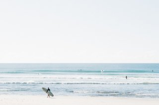 The Logger & The Sea  / Byron Bay, New South Wales