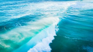 Into the Blue / Pipeline, Northshore Oahu