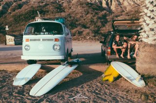 Surf & Chill / San Onofre, California